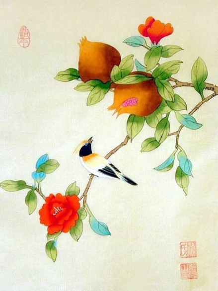 bird-passion-fruity-flowers