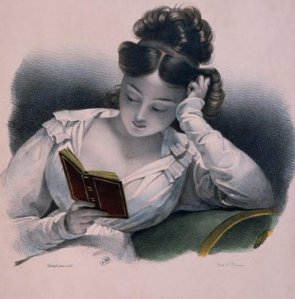 book-reading-vef-woman